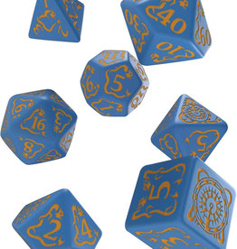 Q-Workshop Ruins of Azlant Poly 7 Dice Set