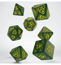 Q-Workshop Strange Aeons Poly 7 Dice Set