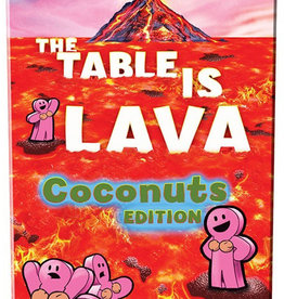 R & R Games The Table is Lava: Coconuts