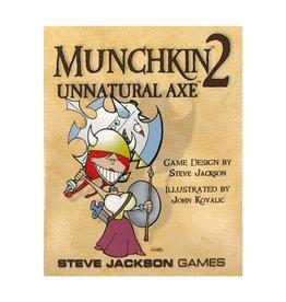 Steve Jackson Games Munchkin: 2 Unnatural Axe