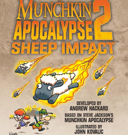 Steve Jackson Games Munchkin Apocalypse: 2 Sheep Impact