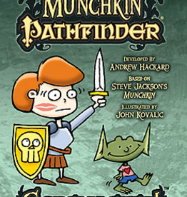 Steve Jackson Games Munchkin Pathfinder: Gobsmacked