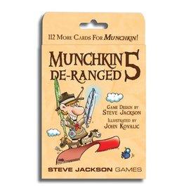 Steve Jackson Games Munchkin: 5 De-Ranged