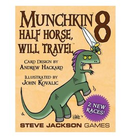 Steve Jackson Games Munchkin: 8 Half Horse Will Travel