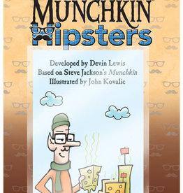 Steve Jackson Games Munchkin: Hipsters