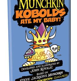 Steve Jackson Games Munchkin: Kobolds Ate My Baby