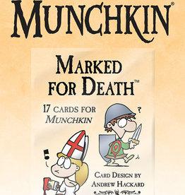 Steve Jackson Games Munchkin: Marked for Death