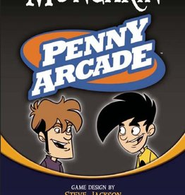 Steve Jackson Games Munchkin: Penny Arcade