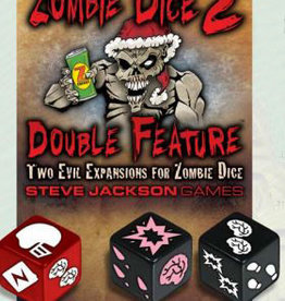 Steve Jackson Games Zombie Dice: 2 Double Feature