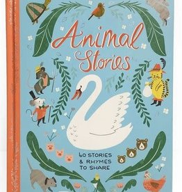 Cottage Door Press Animal Stories Book