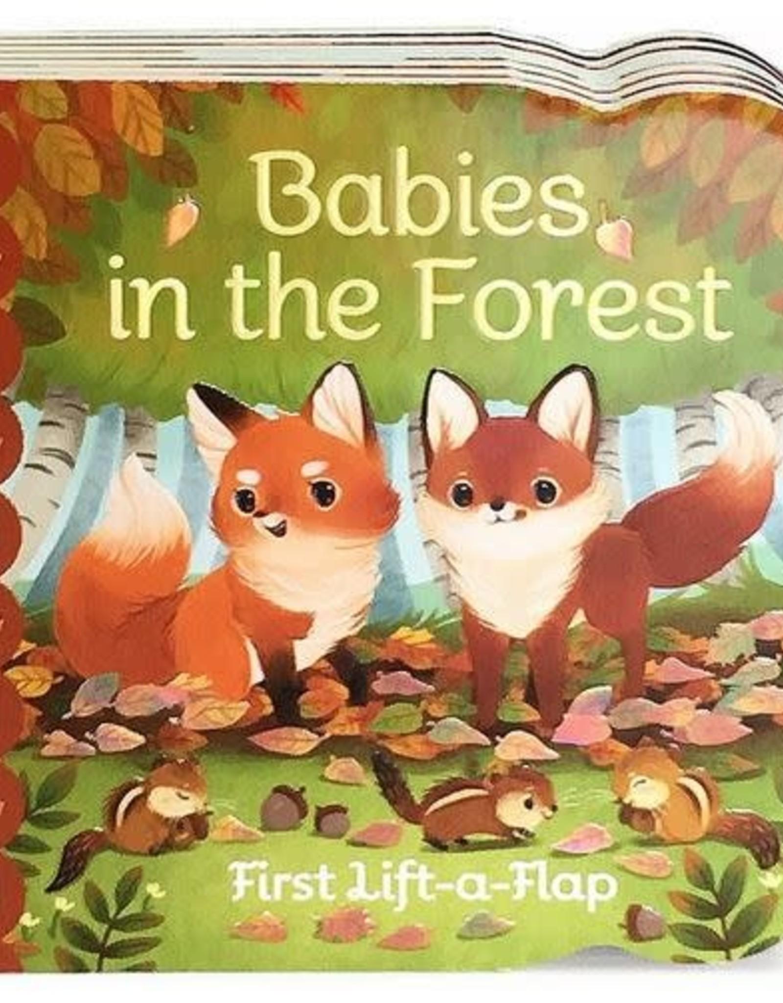 Cottage Door Press Babies in the Forest