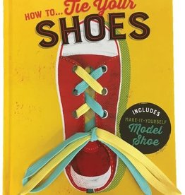 Cottage Door Press How to Tie Your Shoes