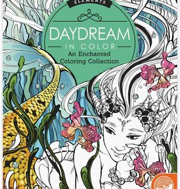 Mindware Daydream in Color: Elements Coloring Book