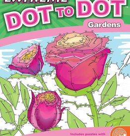 Mindware Extreme Dot to Dot : Gardens