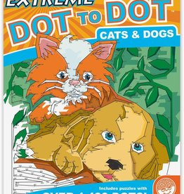 Mindware Extreme Dot to Dot: Cats and Dogs