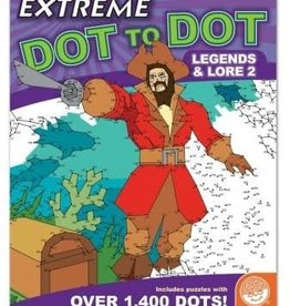 Mindware Extreme Dot to Dot: Legends and Lore 2