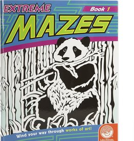 Mindware Extreme Mazes: Book 1