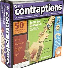 Mindware Keva Contraptions 50 Piece Set