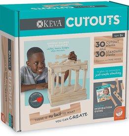 Mindware Keva Cutouts