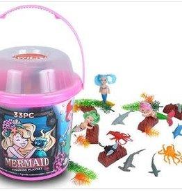 Wild Republic Adventure Bucket Set - Mermaids