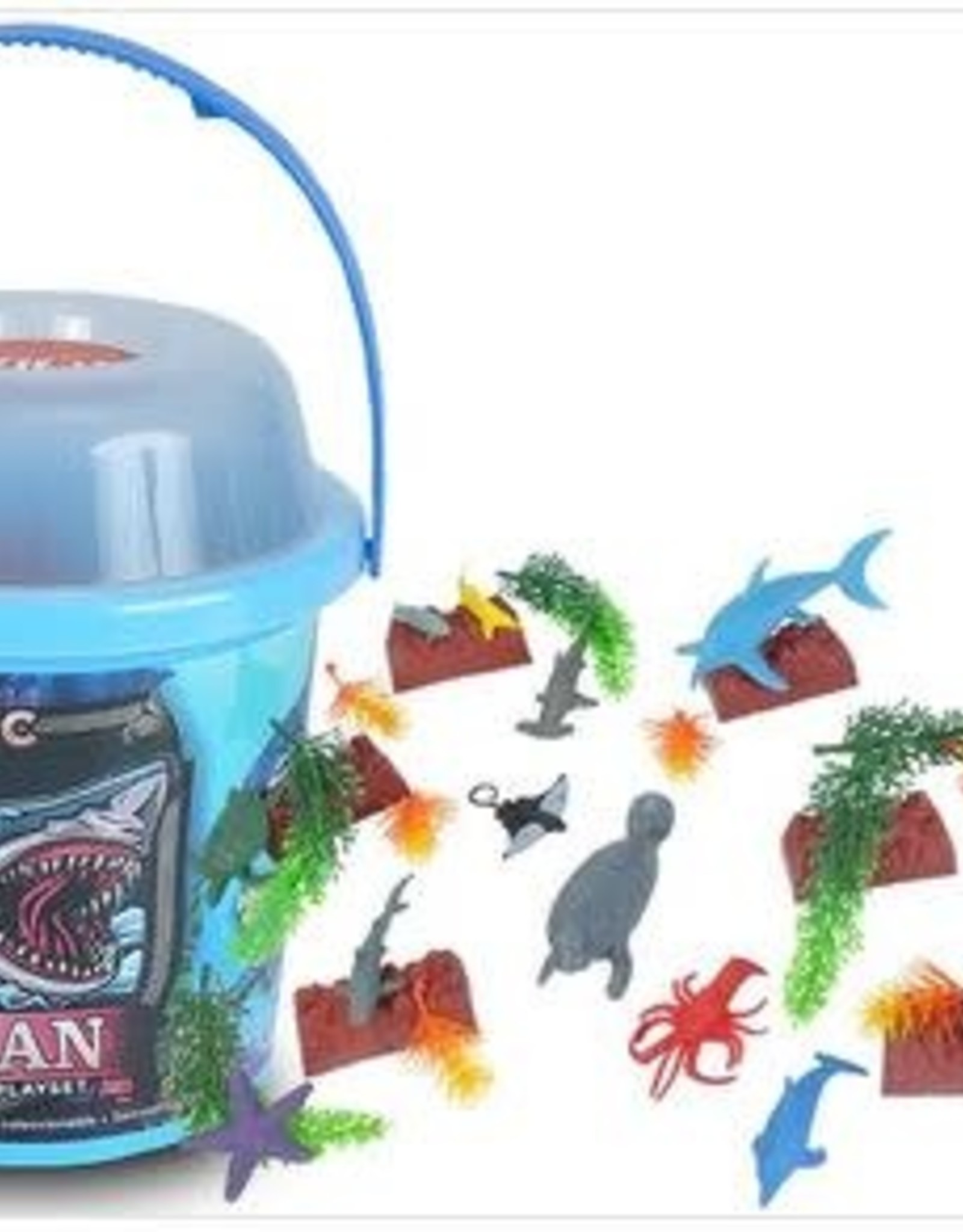 Wild Republic Adventure Bucket Set - Ocean