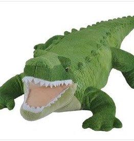 "Wild Republic Green Alligator 12"""