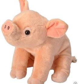 "Wild Republic Baby Pig 12"""