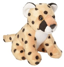 Wild Republic Cheetah Stuffed Animal - 5""