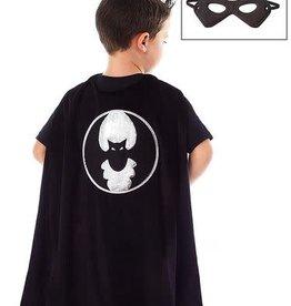 Little Adventures Bat Cape & Mask Set