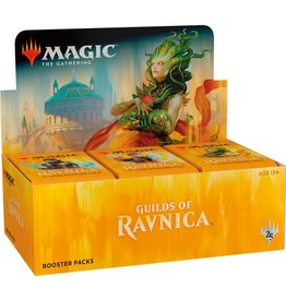 Wizards of the Coast Magic the Gathering: Guilds of Ravnica Booster Box