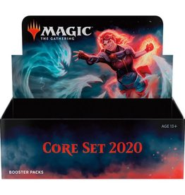 Wizards of the Coast Magic the Gathering: Core Set 2020 Booster Box
