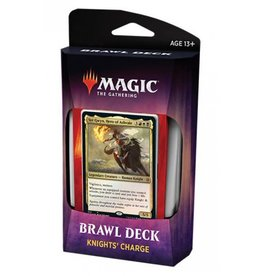 Wizards of the Coast Magic the Gathering: Brawl Deck Knight's Charge