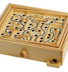 "CHH Games 12"" Wooden Labyrinth"