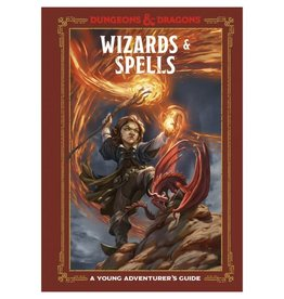 Penguin Random House D&D Young Adv Guide: Wizards & Spells