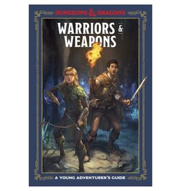 Penguin Random House D&D Young Adv Guide: Warriors & Weapons