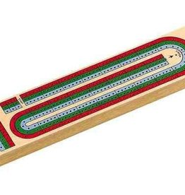 CHH Games 3 color track cribbage