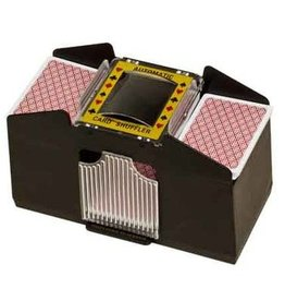 CHH Games 4 deck automatic card shuffler