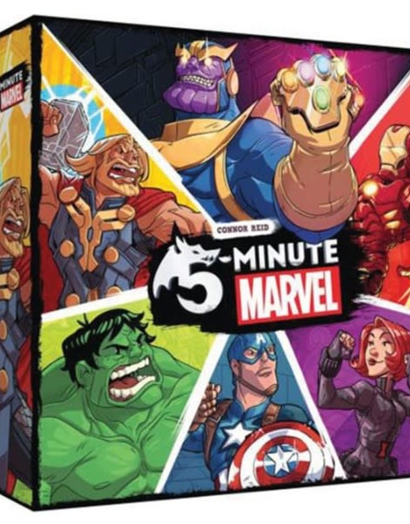 Spinmaster 5 Minute Marvel