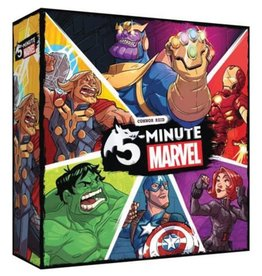 Spinmaster 5 Minute Marvel