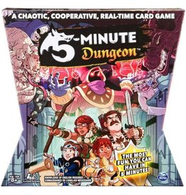 Spinmaster 5-Minute Dungeon