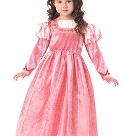 Little Adventures Coral Renaissance Dress