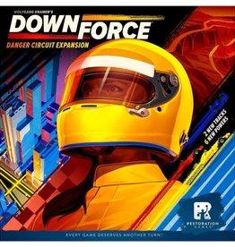 Restoration Games Downforce: Danger Circuit