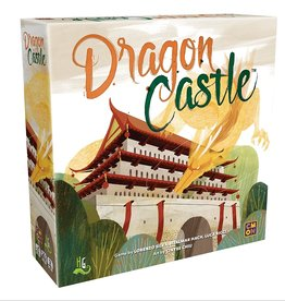 Cool Mini or Not Dragon Castle