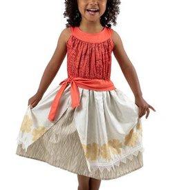 Little Adventures Polynesian Princess with Hair Clip