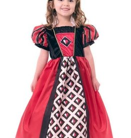 Little Adventures Queen of Hearts with Soft Crown