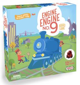 Amigo Engine Engine No. 9 Board Game