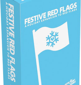 Skybound Red Flags: Festive Red Flags