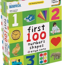 Briarpatch First 100 Numbers, Colors, and Shapes