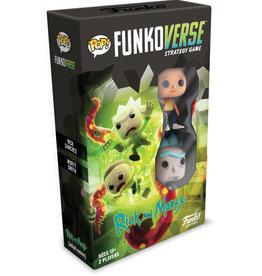 Funko Funkoverse: Rick and Morty