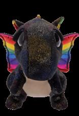 Ty Inc. Anora Black Dragon Medium
